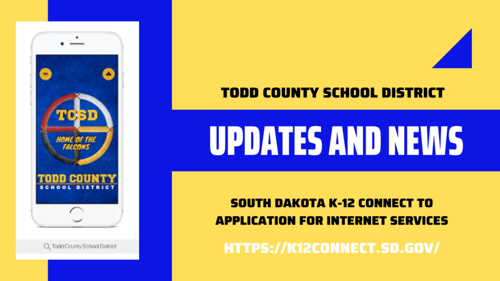 SD K-12 ConnectSD Internet Applications