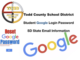 Student Google Passwords