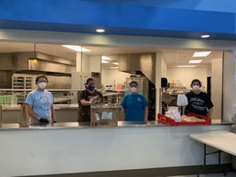 TCSD breakfast, lunch project hits 100,000 mark