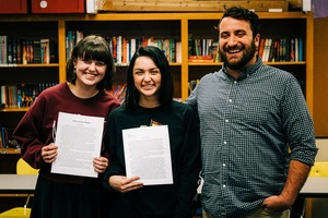 TCMS Students recognized by Scholastic Art and Writing Awards